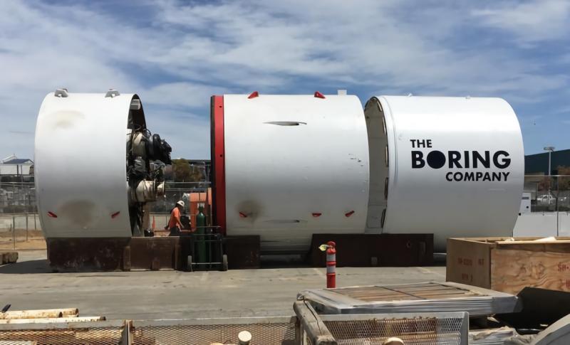 Elon Musk sí construirá un Hyperloop entre Washington DC y Nueva York
