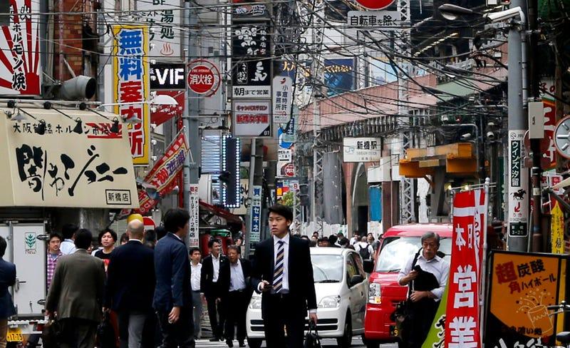 Tokio. AP