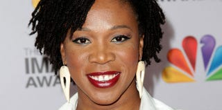 India.Arie attends 43rd NAACP Image Awards (Frederick M. Brown/Getty Images)