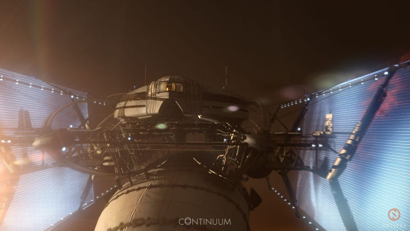 2077 has never looked better: new VFX shots from Continuum
