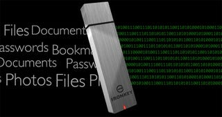 Illustration for article titled Secure IronKey Flash Drive Will Self-Destruct in 3...2...1...