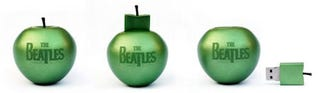 Illustration for article titled The Beatles' Catalog, Now on Limited Edition USB Stick