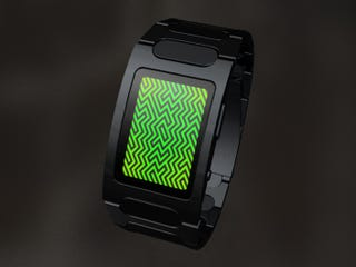 Illustration for article titled Cross-eyed Timekeeping Arrives with Latest Tokyoflash Watch Concept