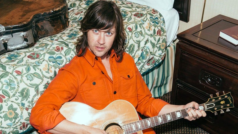 Illustration for article titled Rhett Miller on why he thinks Michael Bublé is a thieving Canadian song-stealer