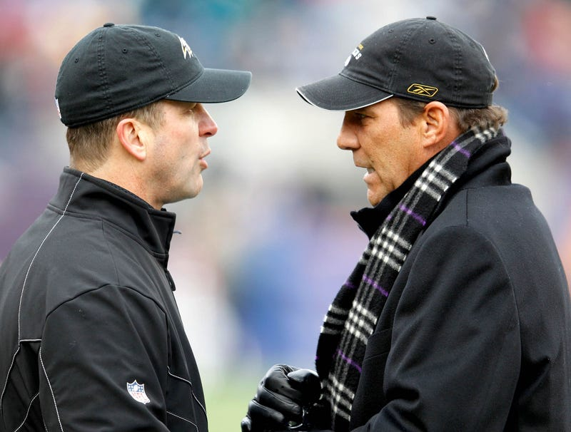 Illustration for article titled Pathetic Harbaugh Family Unable To Get Even One Son To Coach In Super Bowl