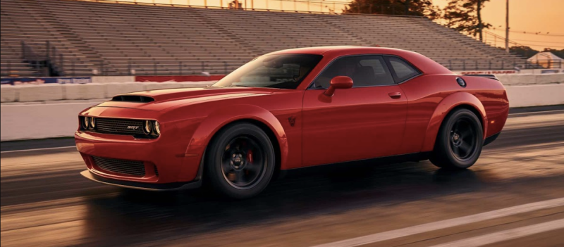 Illustration for article titled Here Is What The Dodge Challenger SRT Demon Needs To Live Up To The Hype