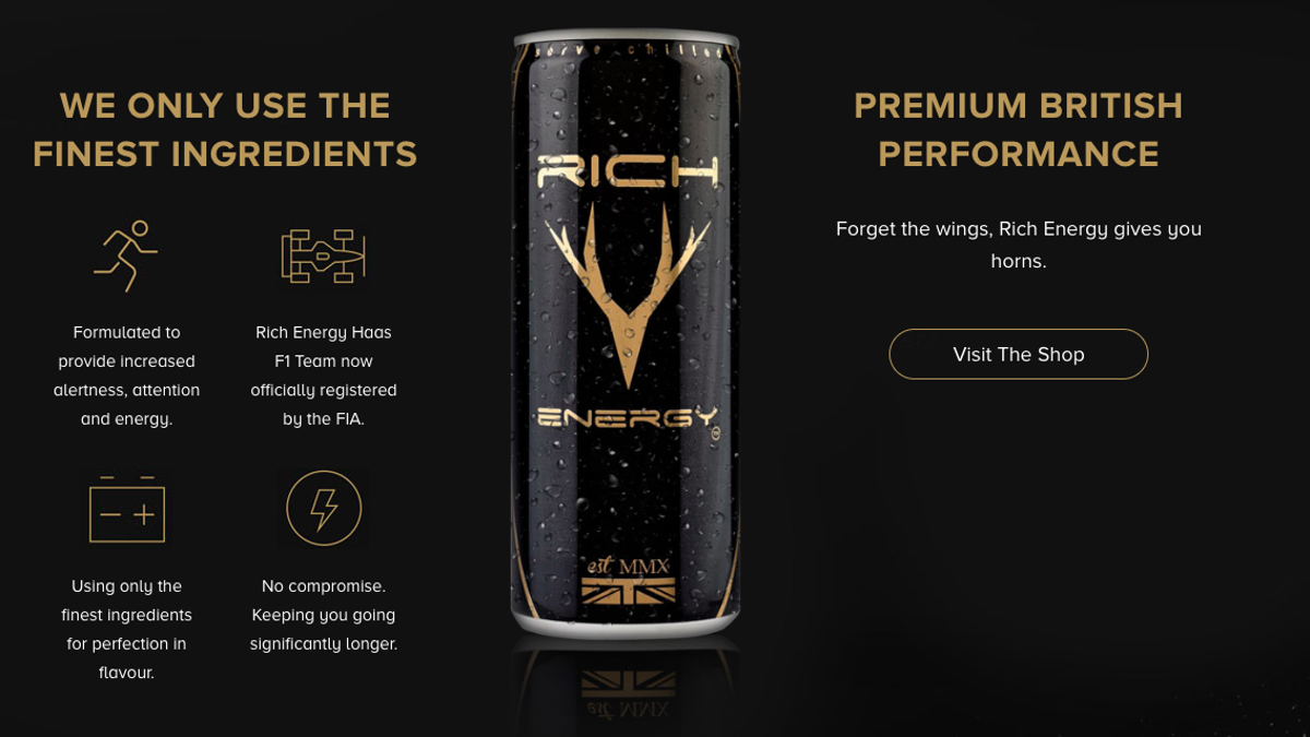 What You Find When You Look Into Rich Energy, the Mystery
