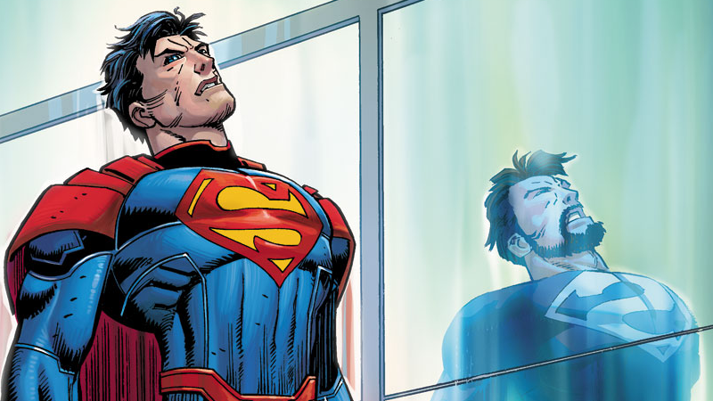Illustration for article titled The New Superman Is Going To Team Up With The Old Superman