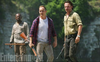Illustration for article titled We Now Know Who Ethan Embry Is In The Walking Dead Season Six