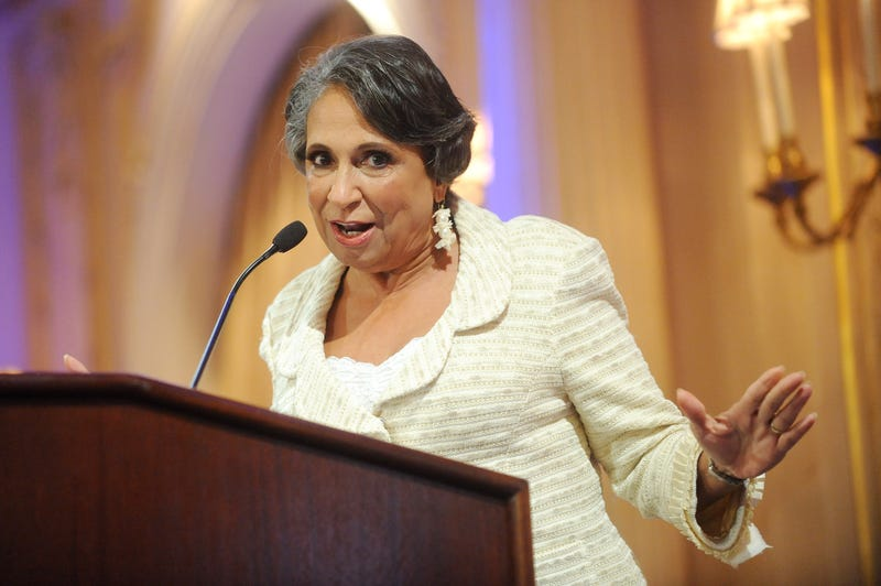 Cathy Hughes in 2014Brad Barket/Getty Images for the T.J. Martell Foundation