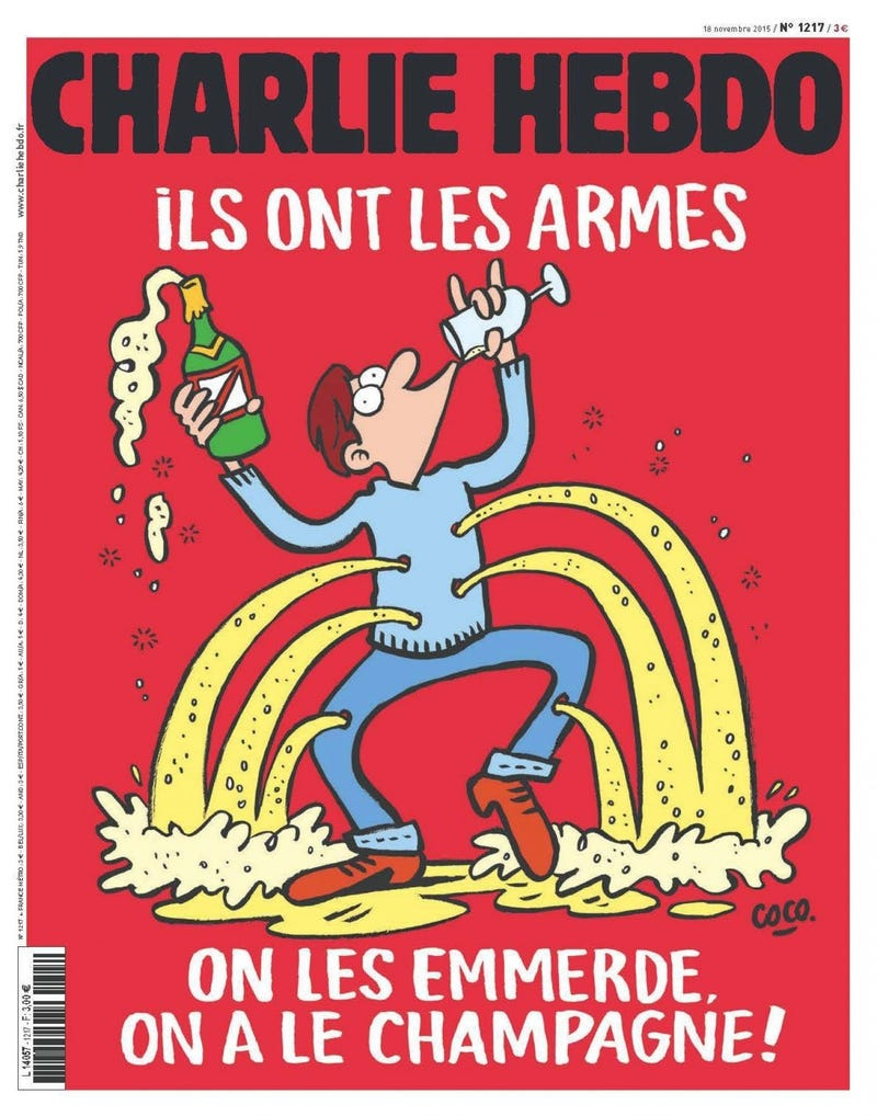 Illustration for article titled Bravo, Charlie