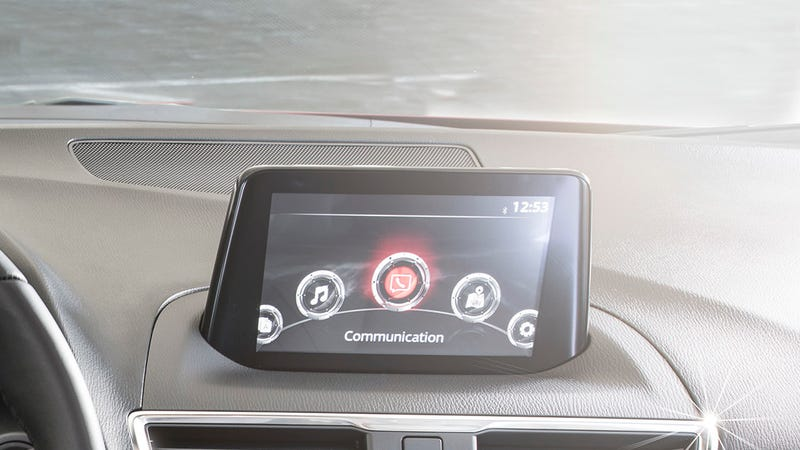 Touchscreens in Cars Have Been a Failure