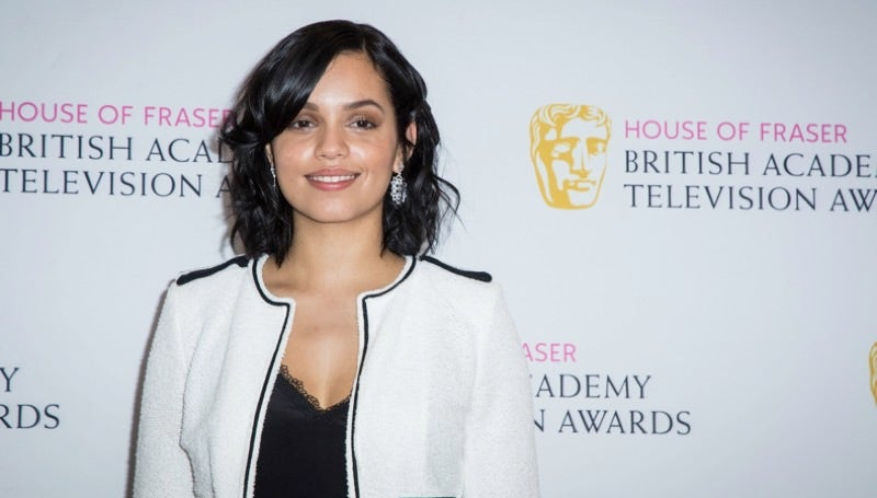 Georgina Campbell is Krypton's female lead