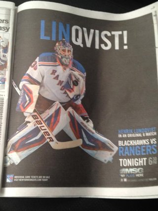 Illustration for article titled The New York Rangers Made The Day's Worst Jeremy Lin Pun