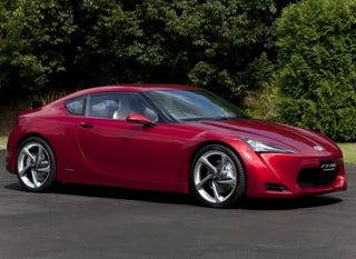 Illustration for article titled REPORT: Toyota FT-86 Delayed... Two Years