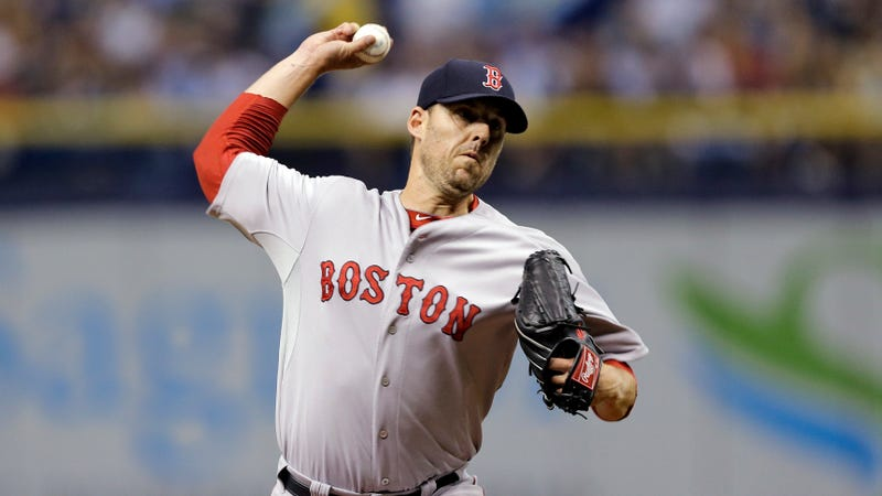 Illustration for article titled John Lackey Is A Cardinal, And The Red Sox's Rebuild Is Going Great