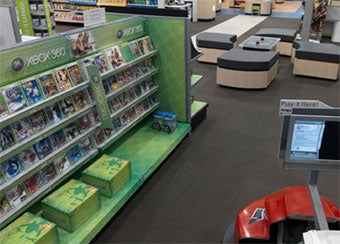 Illustration for article titled Microsoft's Retail Stores Will Sell Games, Hardware