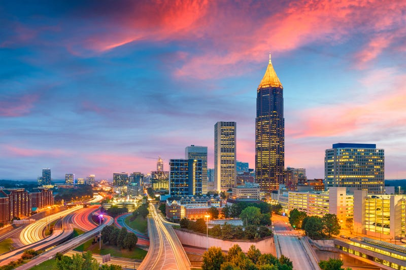 Illustration for article titled Bad and Boujee: Atlanta Takes the Title of America's Blackest City
