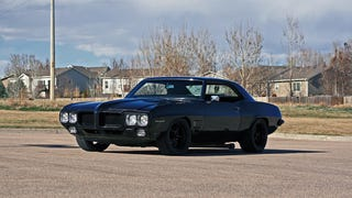 Another 1969 Firebird Update