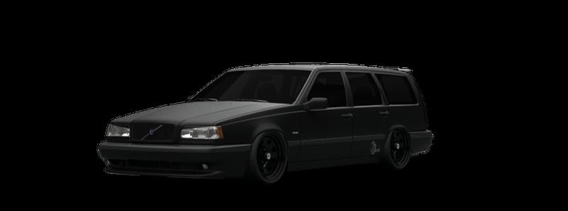 Illustration for article titled Volvo Murderwagon