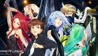 Illustration for article titled Enjoy the newest promo of Beatless Anime