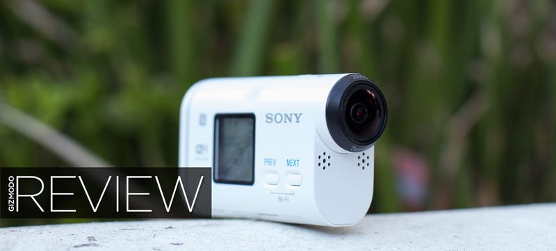 Sony Action Cam As100v Review Gopro Finally Has Some Competition