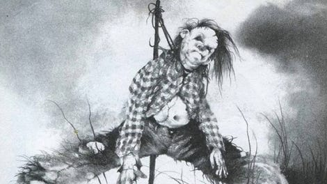 Guillermo Del Toro And Scary Stories To Tell In The Dark Is A Match Made Hell