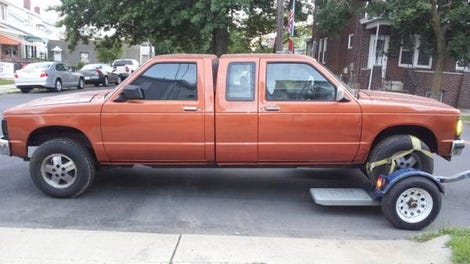 At $8,500, Is This LT1-Powered 1993 Chevy S10 a Pickup With