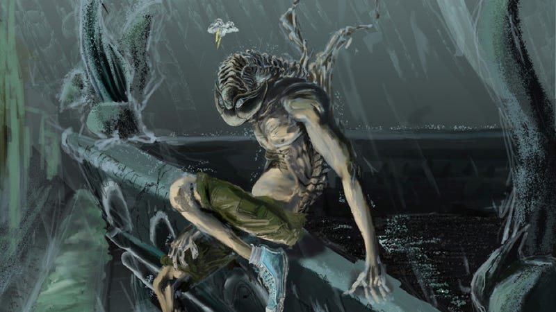 Illustration for article titled Trilobite boy remembers when the Cambrian was cool