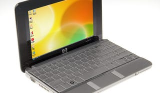 Illustration for article titled HP 2133 Mini-Note UMPC Reviewed (Verdict: Rich Man's Eee PC)