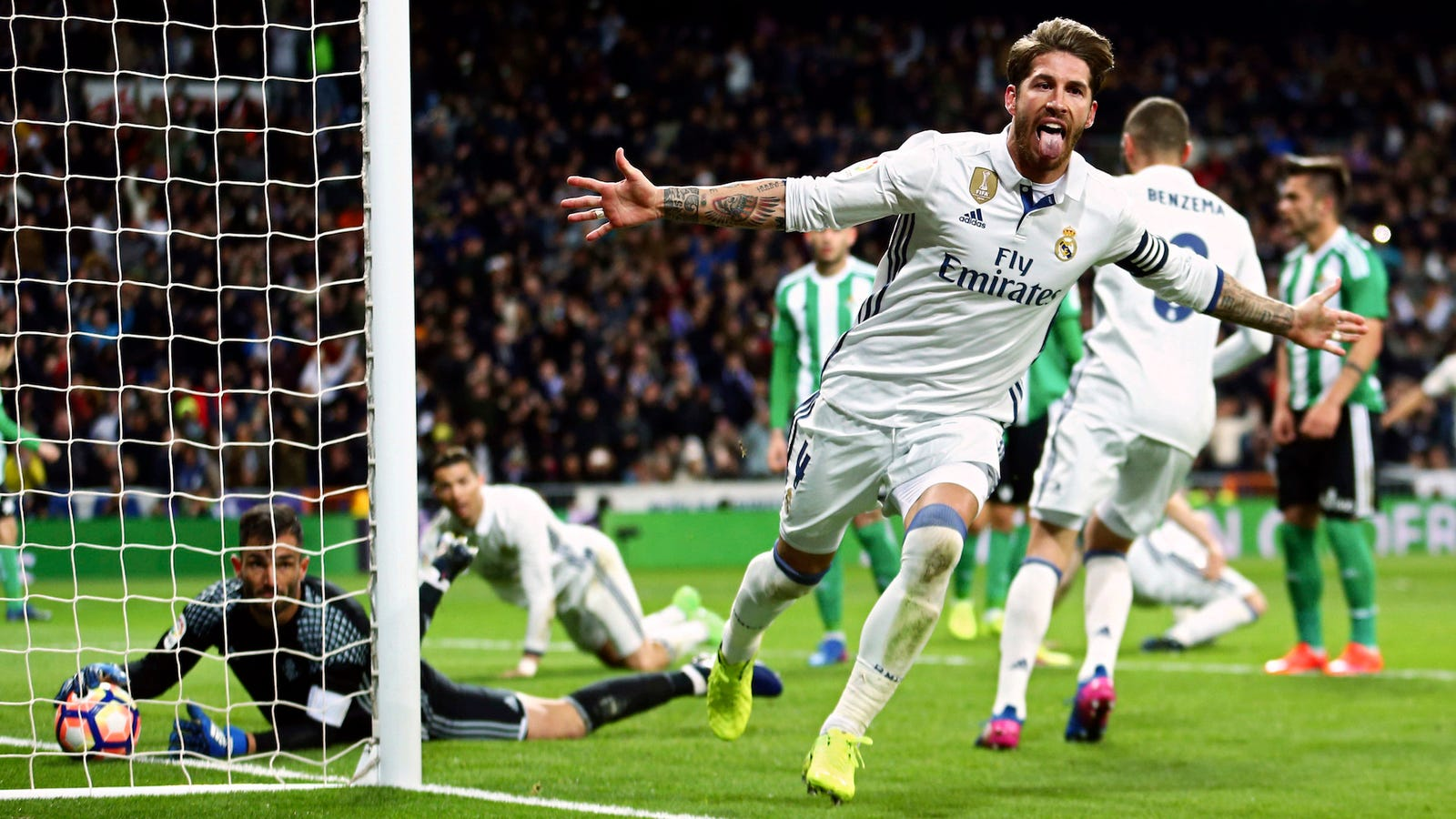 Sergio Ramos News Video and Gossip Deadspin