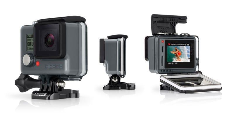 GoPro HERO+ LCD, $109