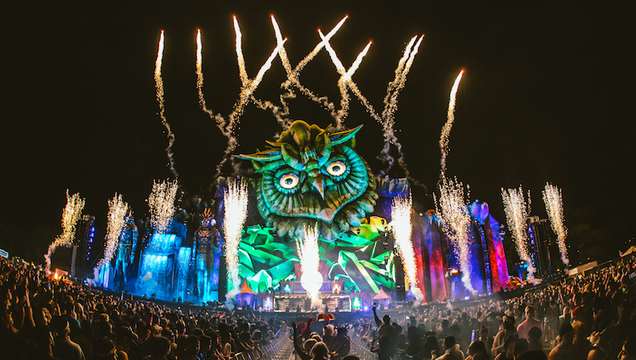 27 Things I Learned At My First Electric Daisy Carnival