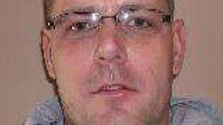 Randy Joe Metcalf was ordered temporarily jailed Nov. 18, 2015, while he faces a federal hate crime charge in the beating of a black man at an Iowa bar in January.Iowa Department of Corrections