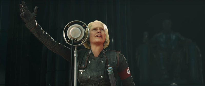Illustration for article titled Wolfenstein 2 Has A Strange Workaround For Germany's Censorship Laws