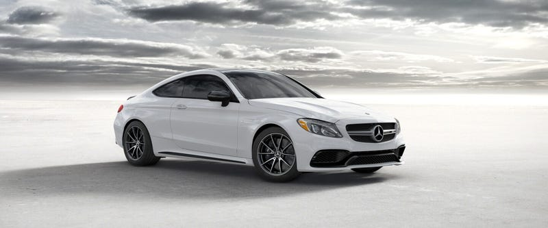 "Illustration for article titled The C63 AMG is this ""Cheap""?"