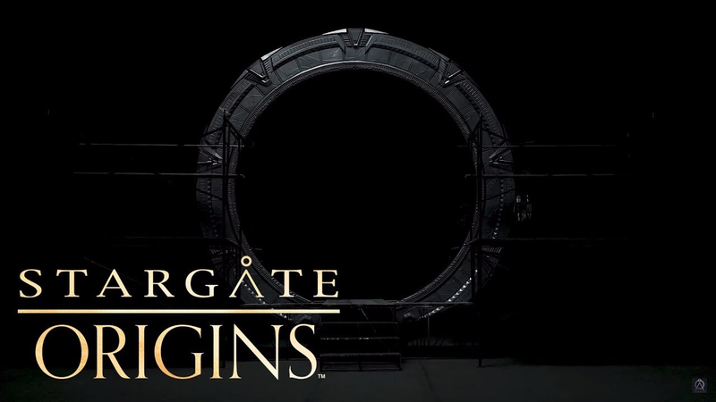 First Stargate Origins teaser goes back to where it all began