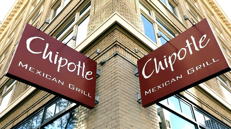 Illustration for article titled First E. Coli and Now Gender Discrimination: Chipotle Is Having a Very Good Year