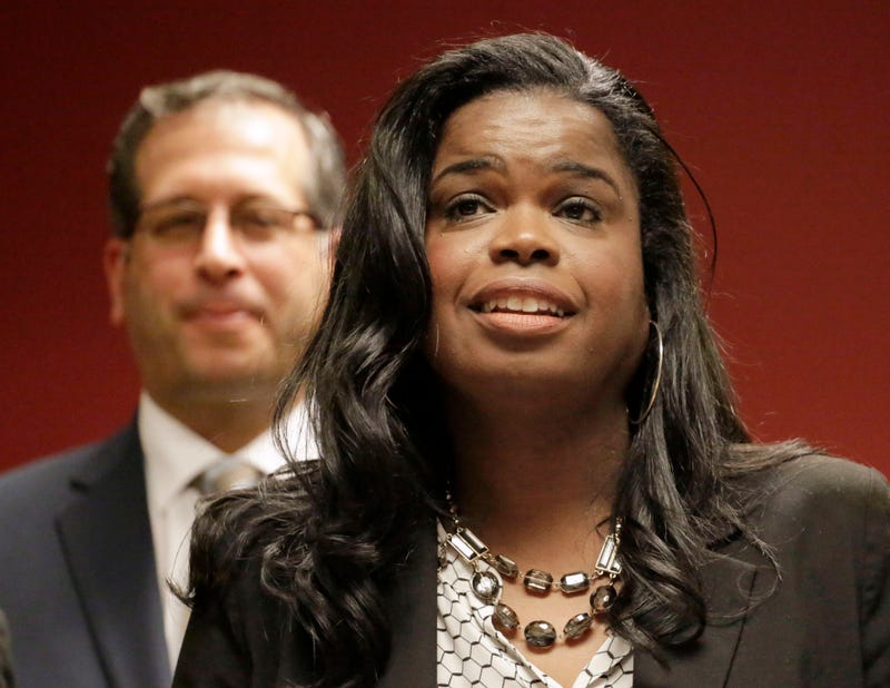 Cook County, Ill., State's Attorney Kim Foxx (M. Spencer Green, File/AP Images)