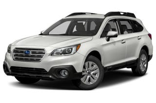 Illustration for article titled 2017 Outback 2.5i Touring Dealership Loaner Quick Takes