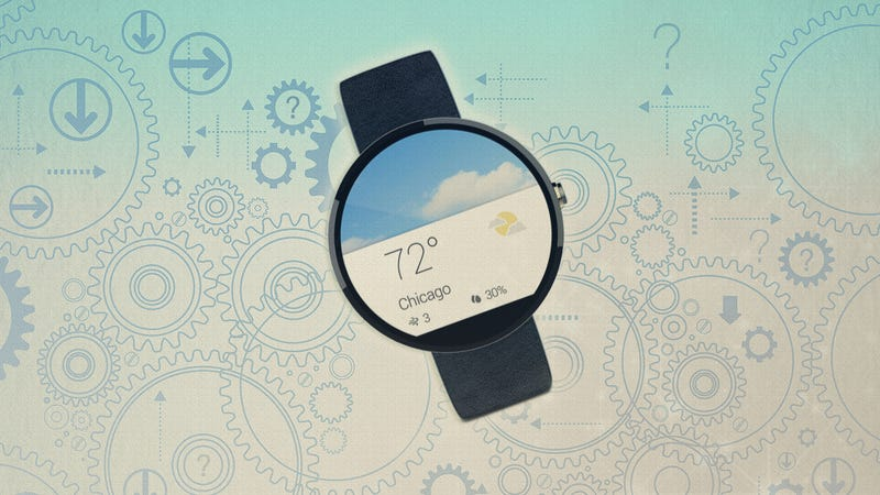 Illustration for article titled Is Android Wear Actually Useful?