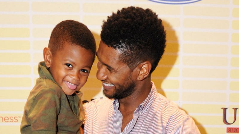 Illustration for article titled Usher's Ex-Wife Demands Custody After Son Nearly Drowns in Pool