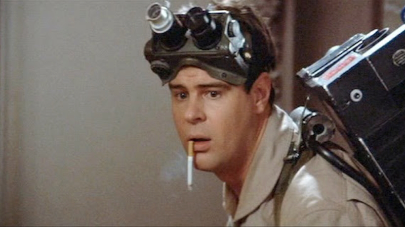 Illustration for article titled A GhostbustersTV Spot Has Revealed Dan Aykroyd's Cameo
