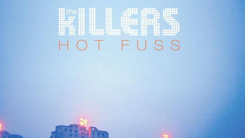 Illustration for article titled With Hot Fuss, The Killers caused (and defined) a scene