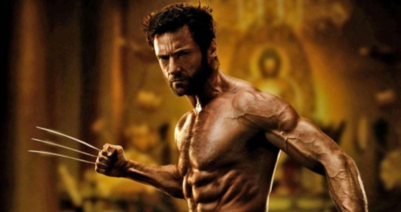 Hugh Jackman is hanging up the claws, but has a dream scenario where he wouldn't. Image: Fox