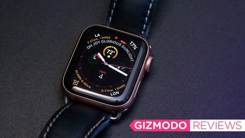 c25de1a2507 Apple Watch Series 4 Review  A Giant Leap