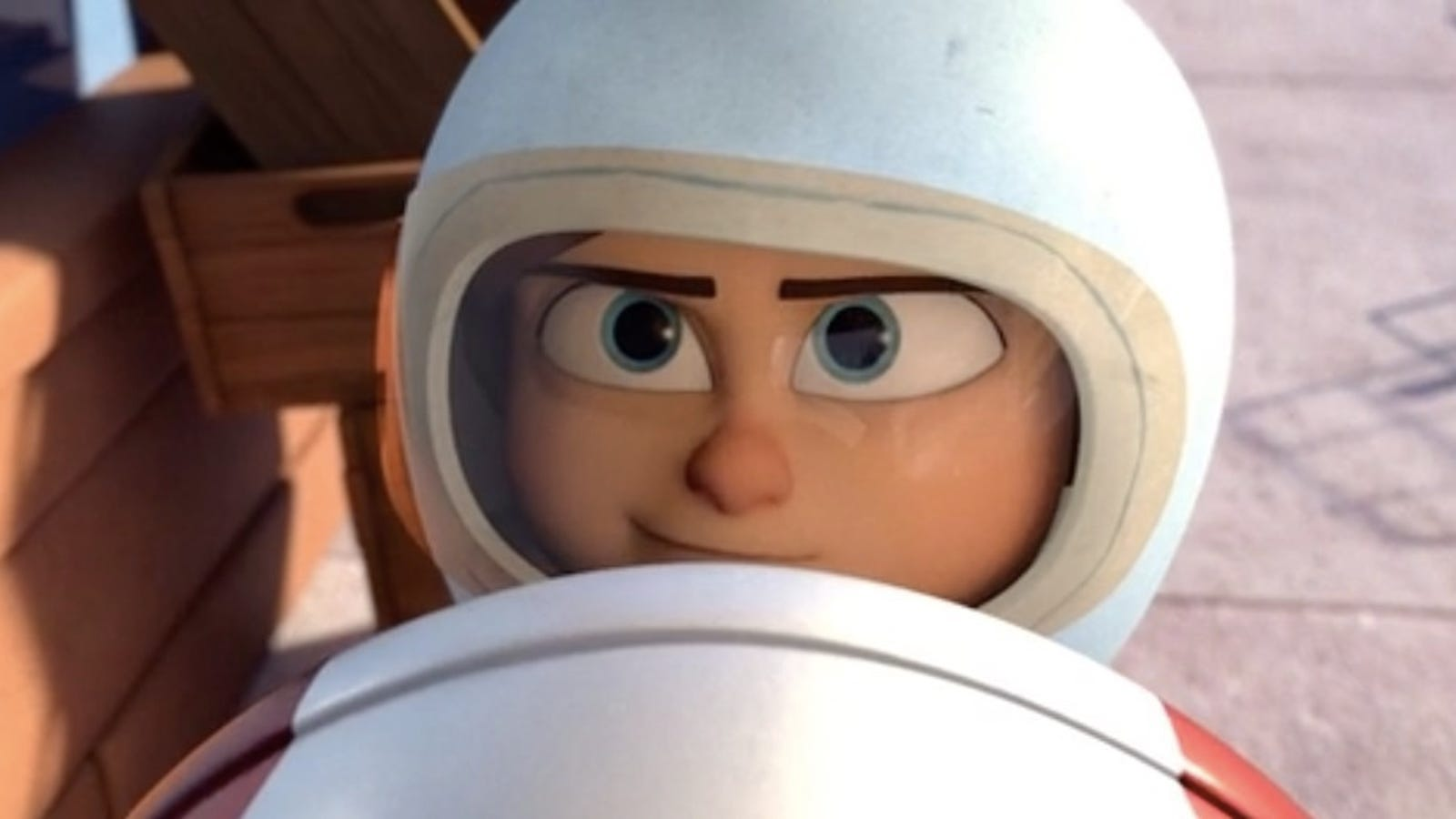 A Would-Be Astronaut Dreams of Space Travel in This Charming Animated Short