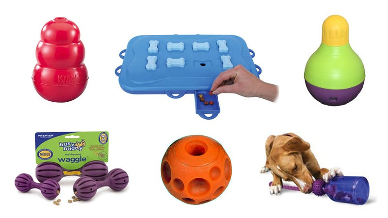 Illustration for article titled The 6 Best Toys to Keep Your Dog Really Busy