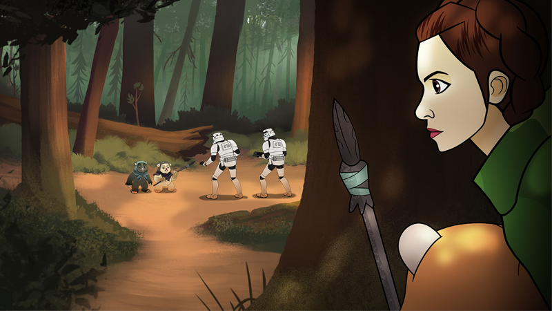 Star Wars: Forces of Destiny Already Sounds Awesome