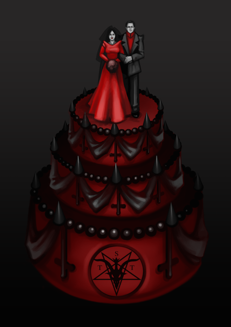 The Satanic Temple Has Your Back Vis-a-Vis Cakes